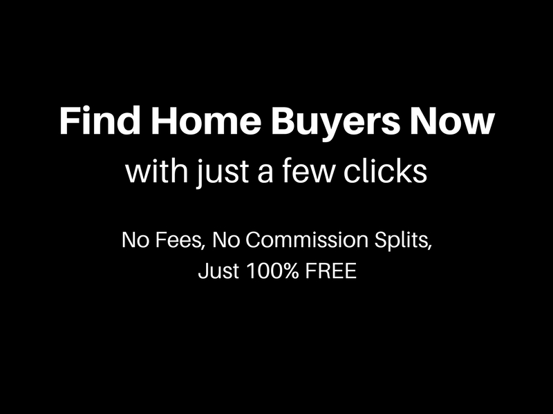 Find Home Buyers Now