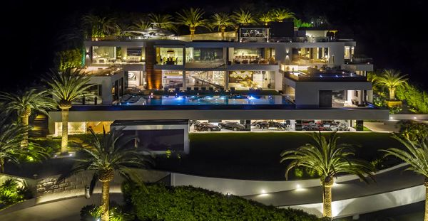 Top 5 Ultra-Luxury Homes in Los Angeles